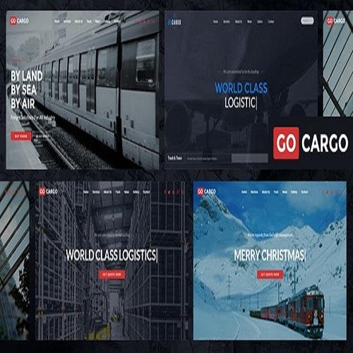 GoCargo Cargo Freight Logistics Transportation