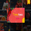 Tomatoes Google Slides Template