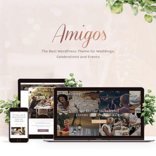 Amigos Party Celebration Event Agency