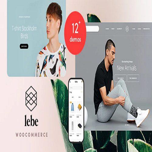 Lebe Multipurpose WooCommerce Theme RTL Supported
