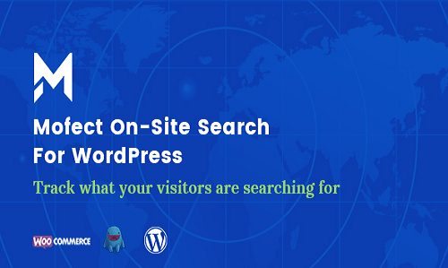 Mofect On Site Search For WordPress