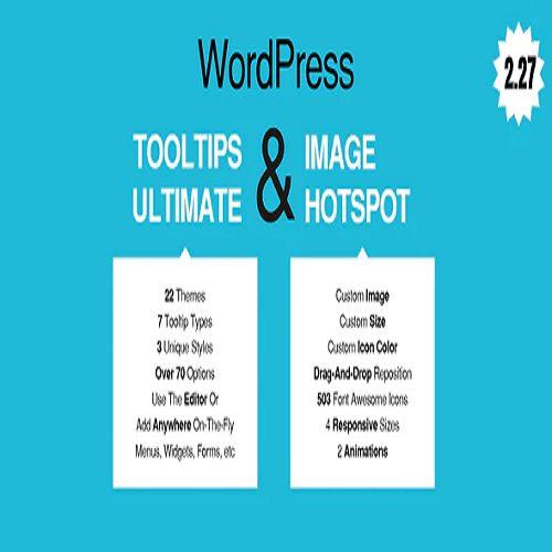 WordPress Tooltips Ultimate Image Hotspot
