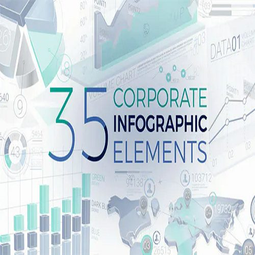 35 Corporate Infographic Elements