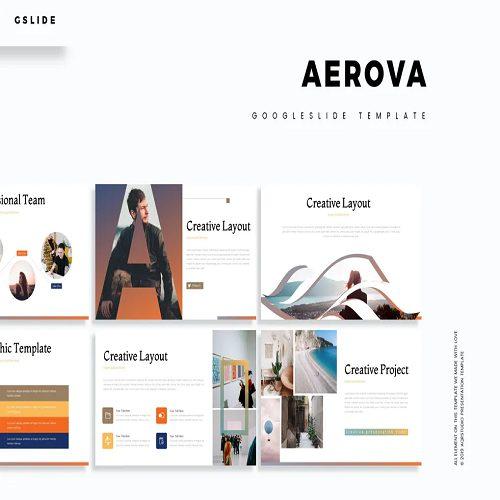 Aerova Google Slide Template