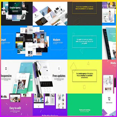 Creative Agency Presentation