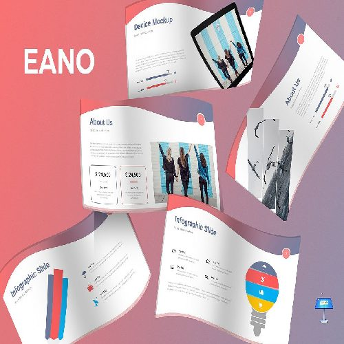 Eano Keynote Template