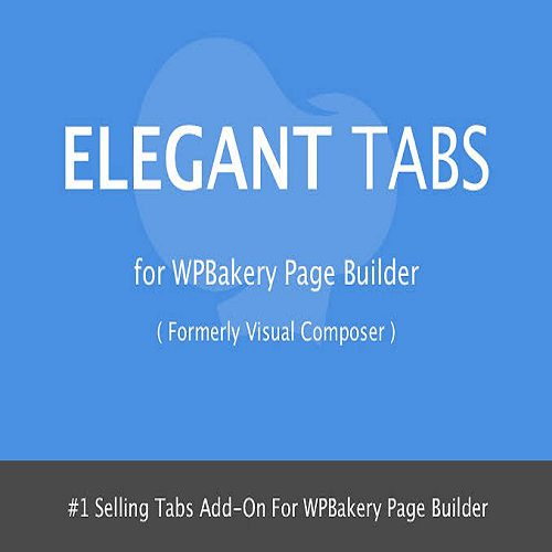 Elegant Tabs for WPBakery Page Builder