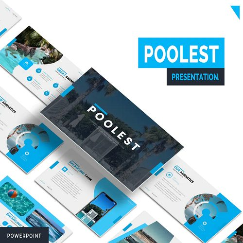 Poolest Powerpoint Template