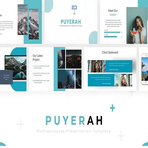 Puyerah Google Slides Template