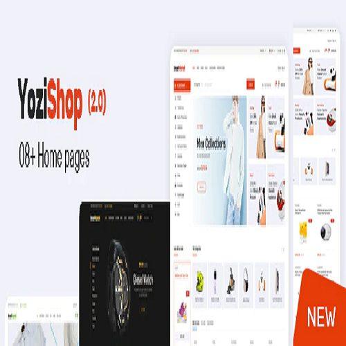 Yozi Multipurpose Electronics WooCommerce WordPress Theme 1
