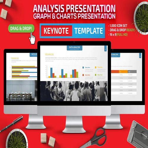 Analysis Keynote Presentation Template