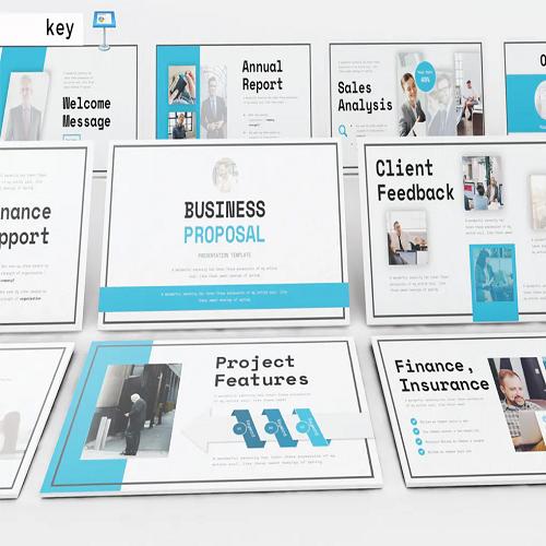 BUSINESS PROPOSAL Keynote V298
