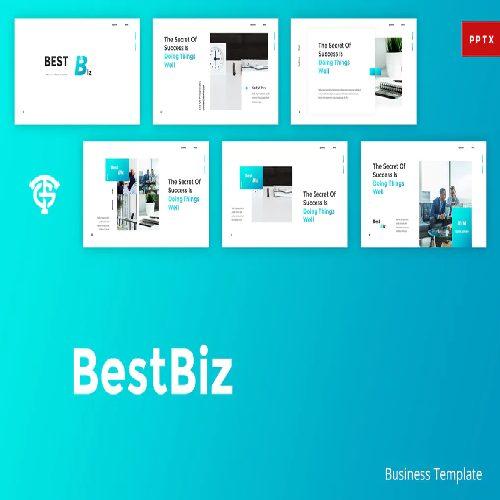 BestBiz Business Powerpoint