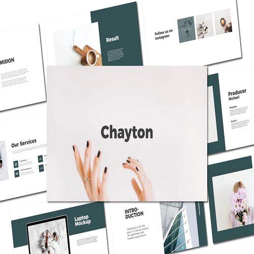 Chayton Powerpoint Template