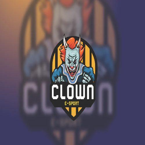 Clown Esport logo