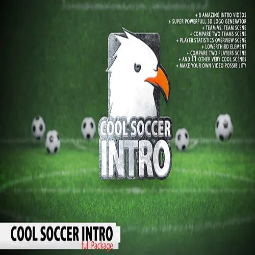 Cool Soccer Intro