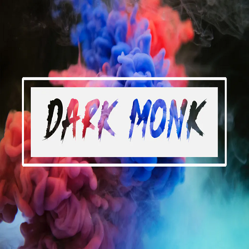 DARK MONK Brush Font HR
