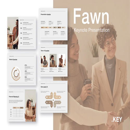 Fawn Keynote Template
