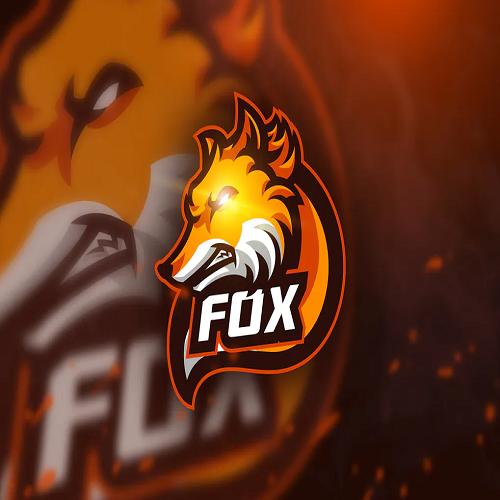 Fox Mascot Esport Logo