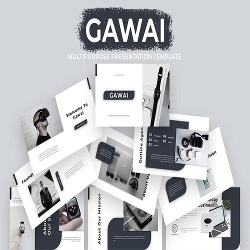Gawai Multipurpose Business Keynote Presentation