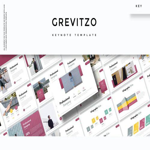 Grevitzo Keynote Template 1