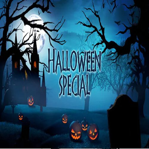 Halloween Special Promo Apple Motion