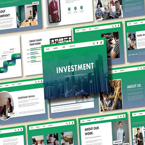INVESTMENT Business Powerpoint Template