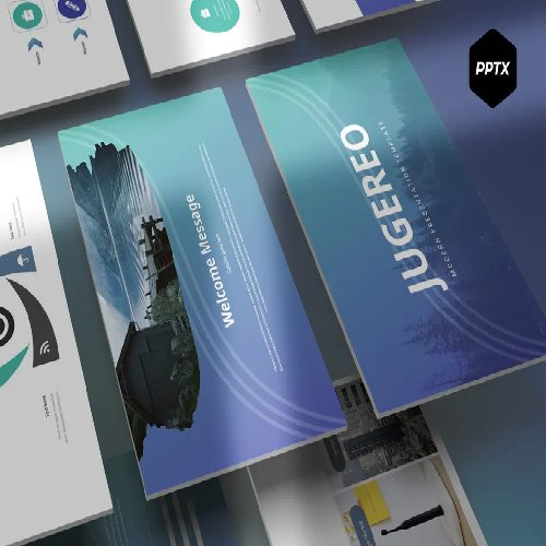 Jugereo Powerpoint Template