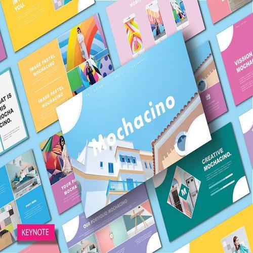 MOCHACINO Keynote Template