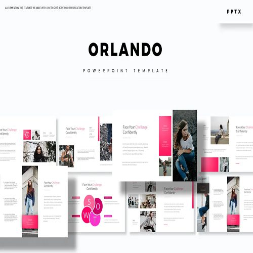 Orlando Powerpoint Template