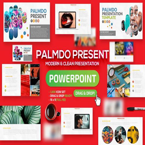 Palmdo Powerpoint Presentation Template