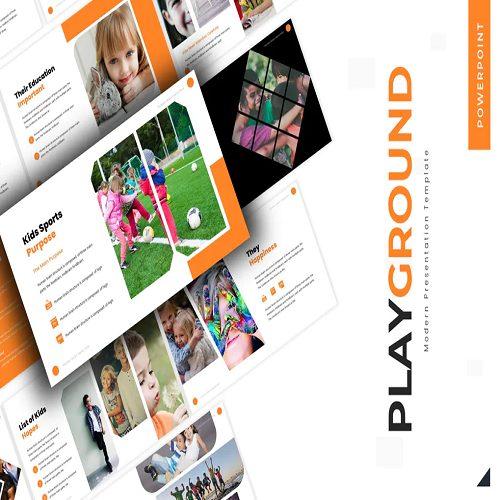 Playground Keynote Template
