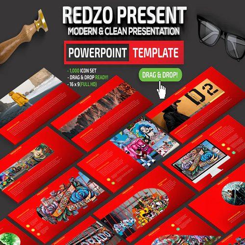 Redzo Powerpoint Presentation