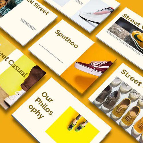 Spathoo Fashion PowerPoint Presentation