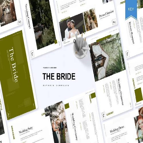 The Bride Keynote Template