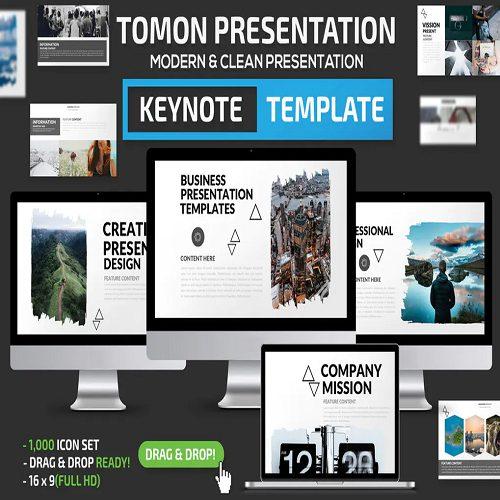 Tomon Keynote Presentation