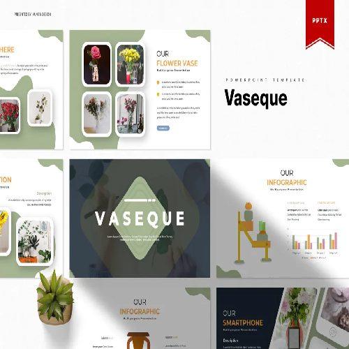 Vaseque Powerpoint Template