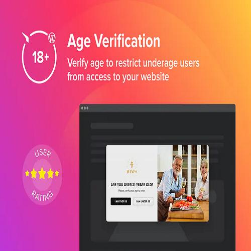 WordPress Age Verification Plugin