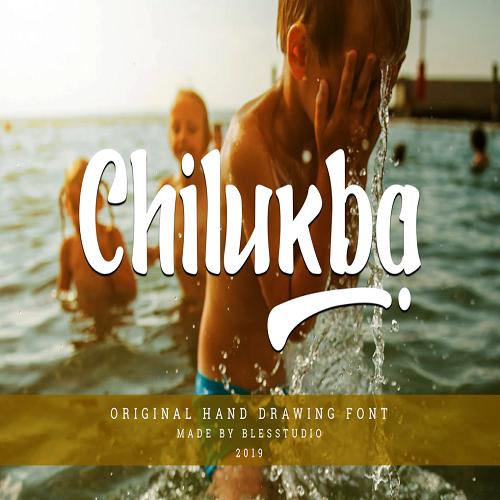 Chilukba Font