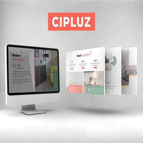 Cipluz Powerpoint Template
