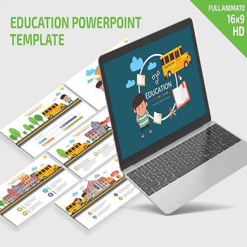 Education Powerpoint Presentation