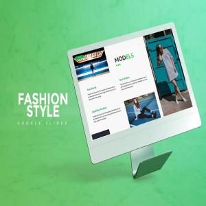 Fashionstyle Google Slides Template