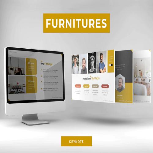 Furniture Keynote Template