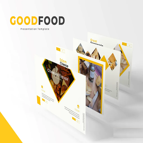 Goodfood Powerpoint Template
