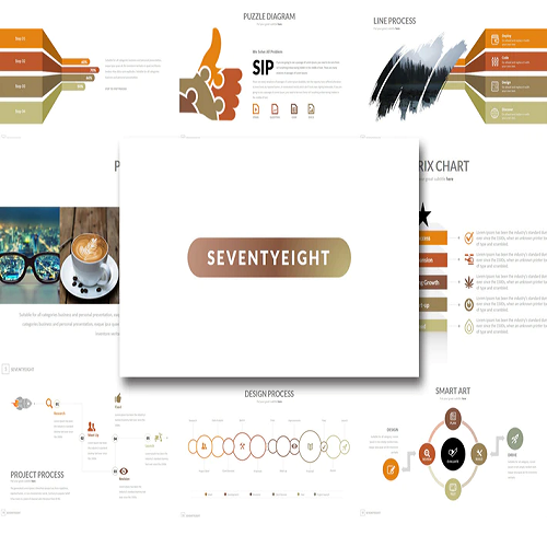 Seventy 8 Powerpoint Template