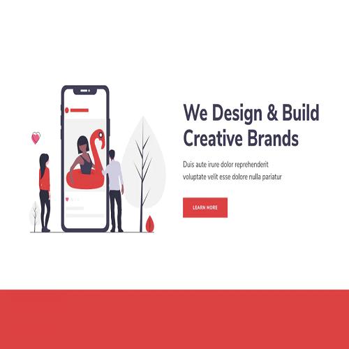 Uniel Responsive Digital Agency HTML5 Template