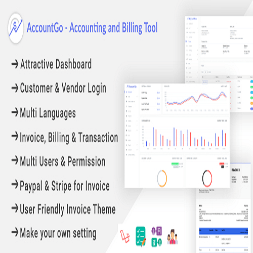 AccountGo Accounting and Billing Tool
