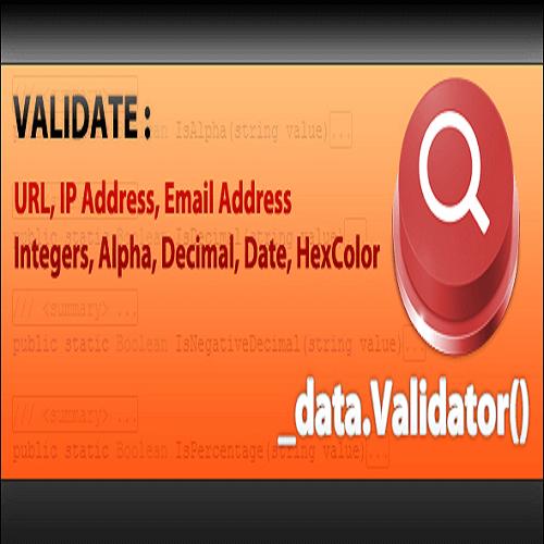 DATA Validation Project 1