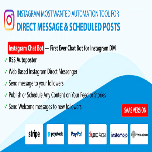 DM Pilot — Instagram Chat Bot, Web Direct