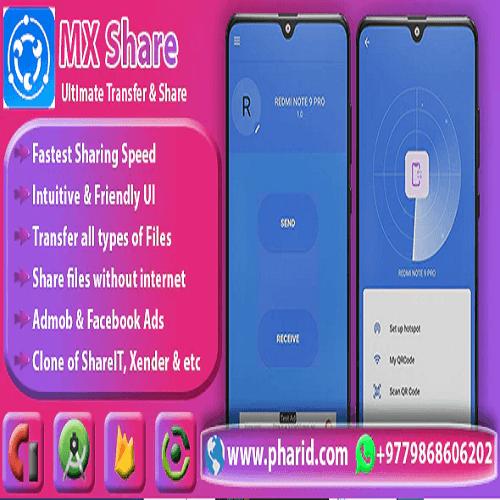 MXShare MXShare Clone Ultimate Transfer Share
